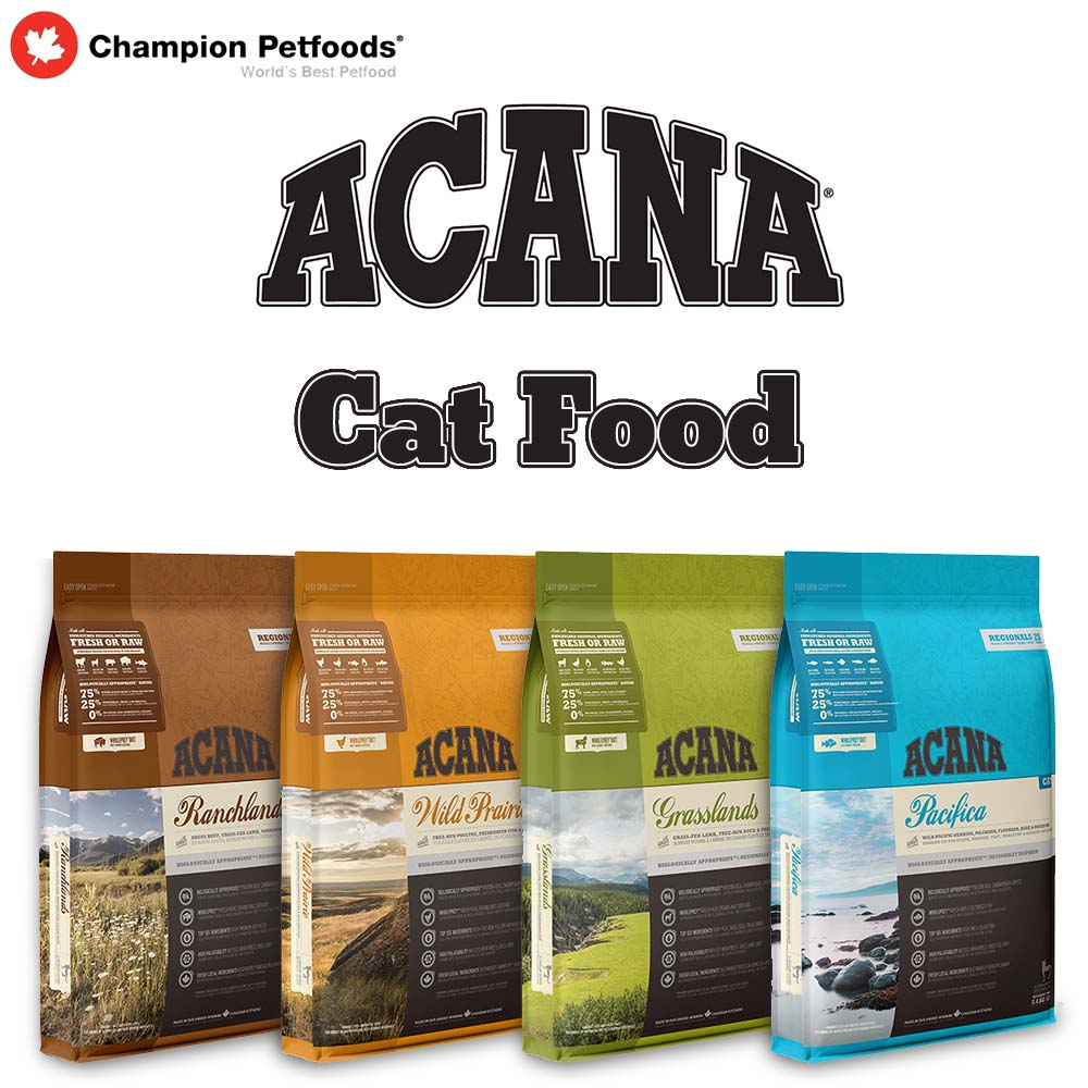 Order Form - ACANA Cat Food