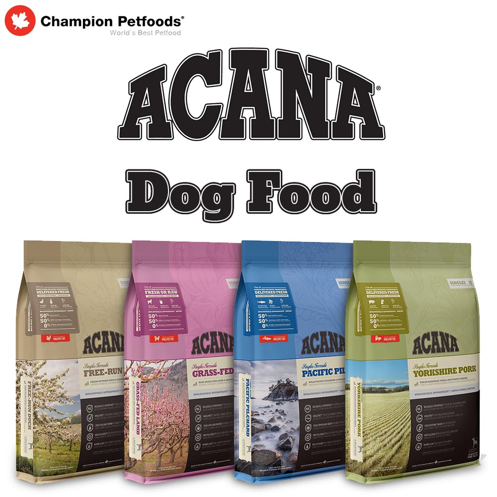 Order Form - ACANA Dog Food