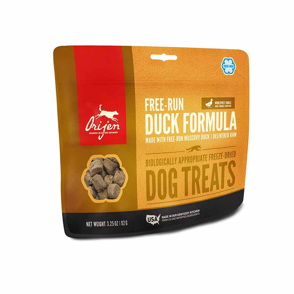 Freeze-Dried Treat - Duck