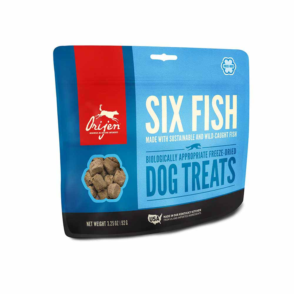 Freeze-Dried Treat - Six Fish