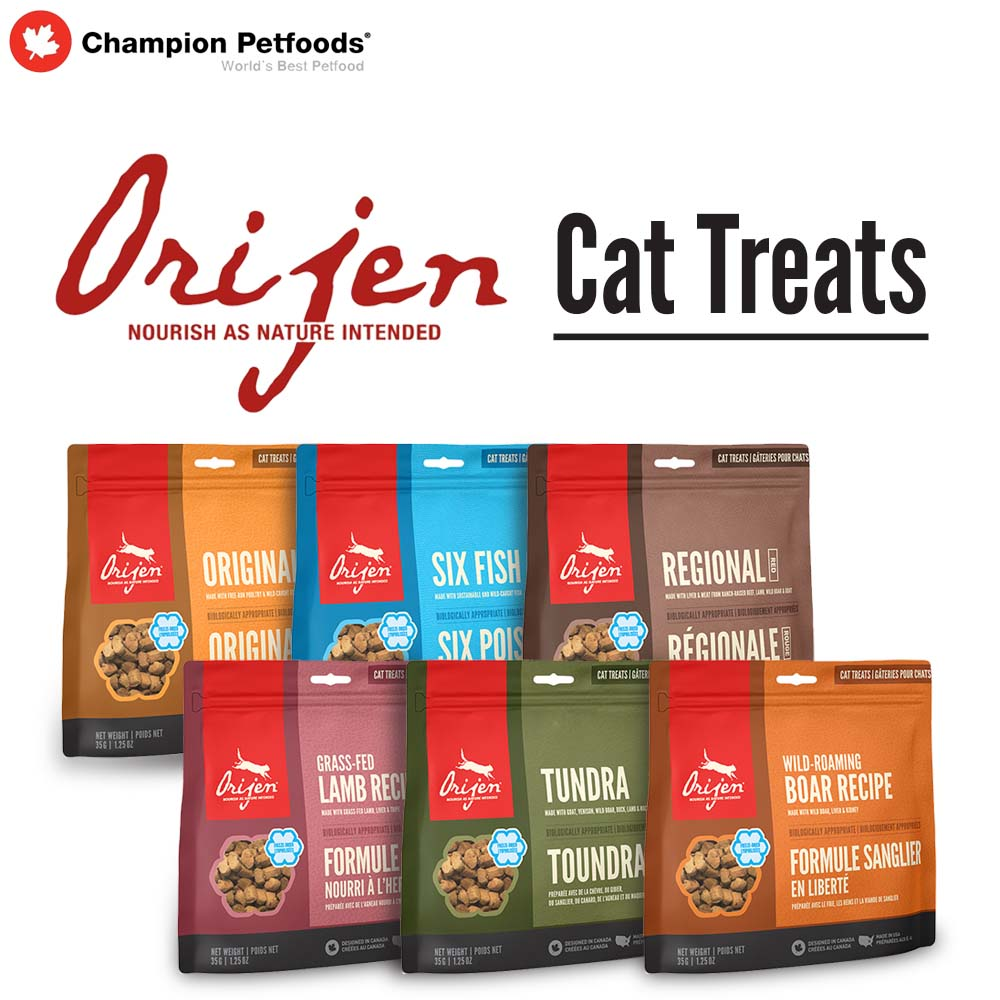 Order Form - ORIJEN Cat Treats