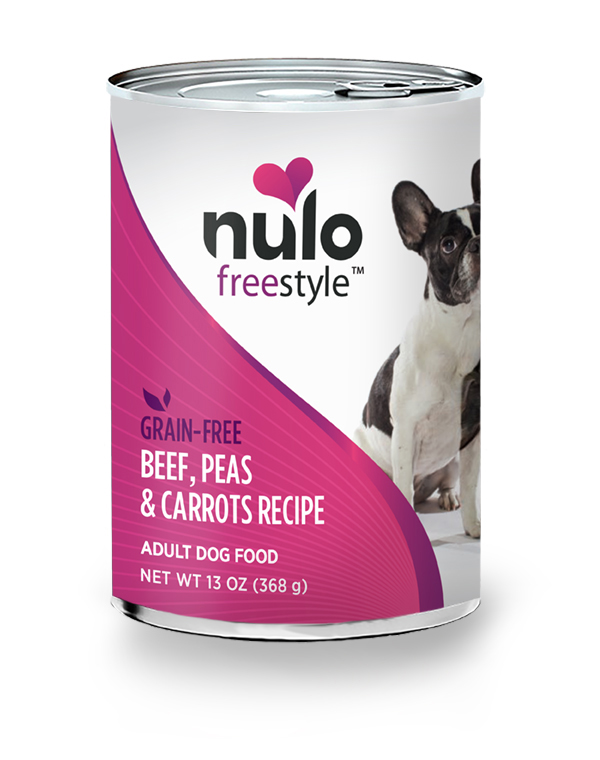 Wet Food - FreeStyle - Adult Dog - Beef, Peas & Carrots Recipe
