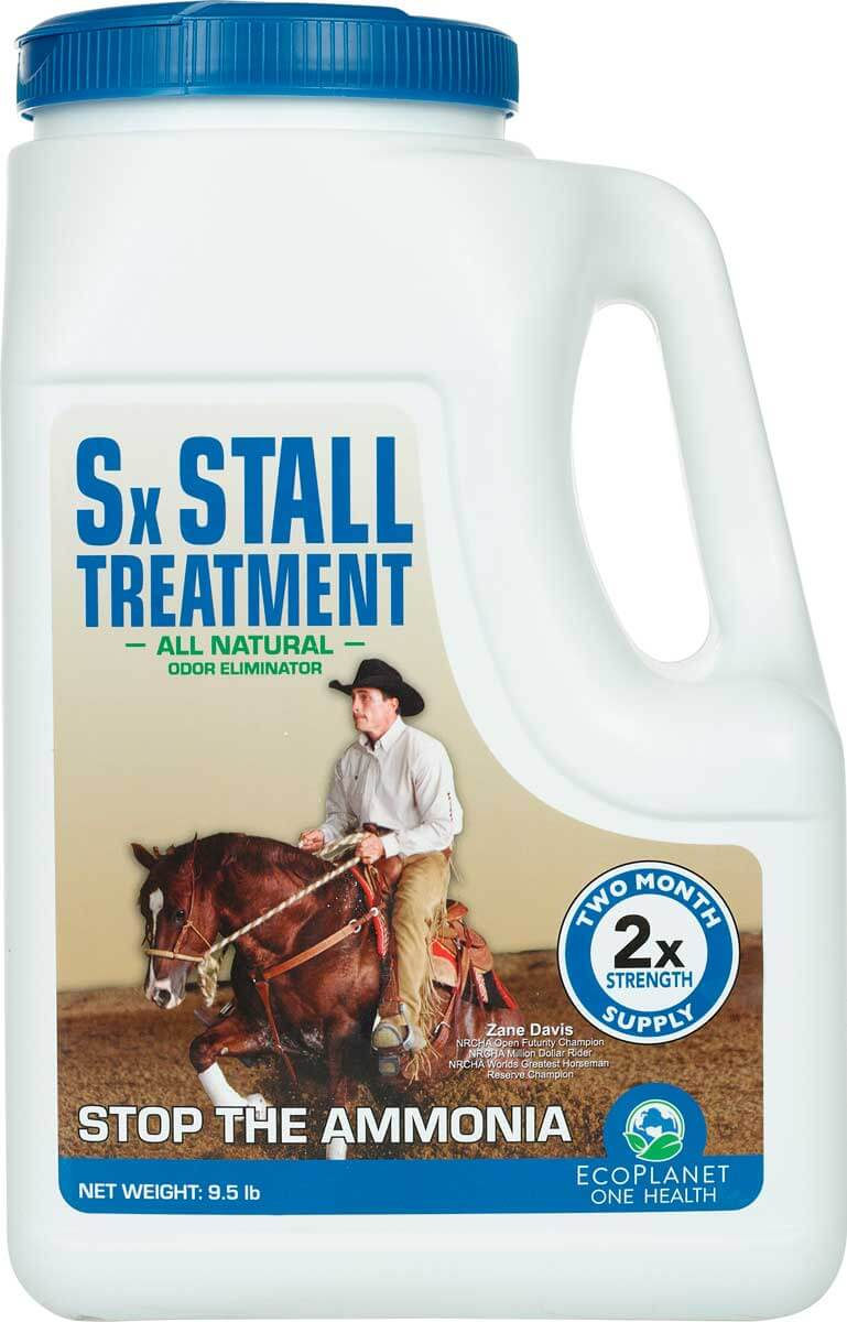 Sx Stall Treatment -  All-Natural Deodorizer