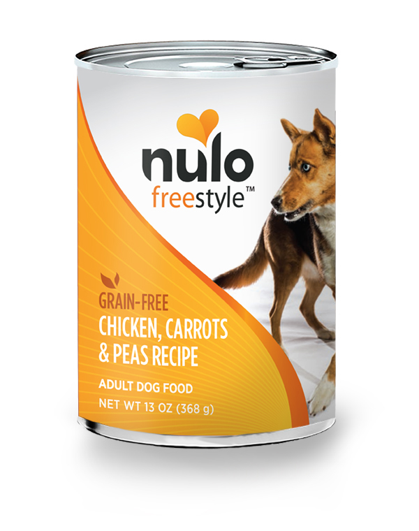 Wet Food - FreeStyle - Adult Dog - Chicken, Carrots & Peas Recipe
