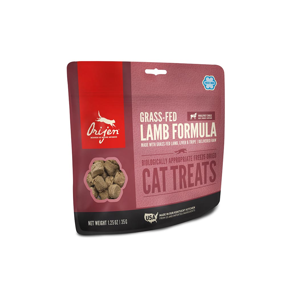 Freeze-Dried Treat - Grass-Fed Lamb - Cat