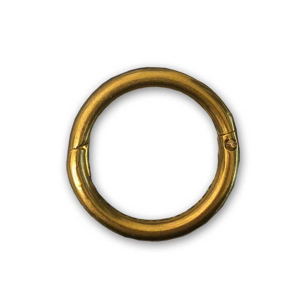 Bull Rings - Brass - Stone
