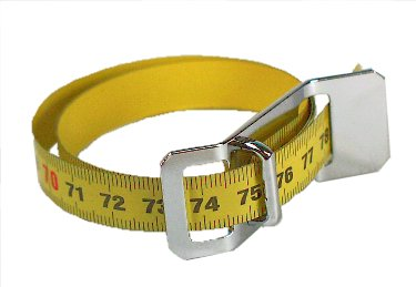Scrotal Metric Measuring Tape