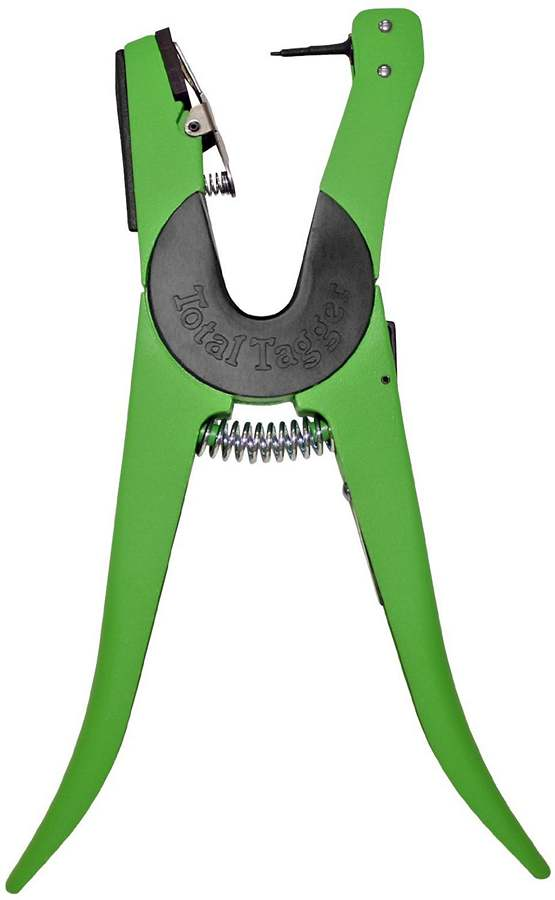 Total Tagger Plus Applicator - Green