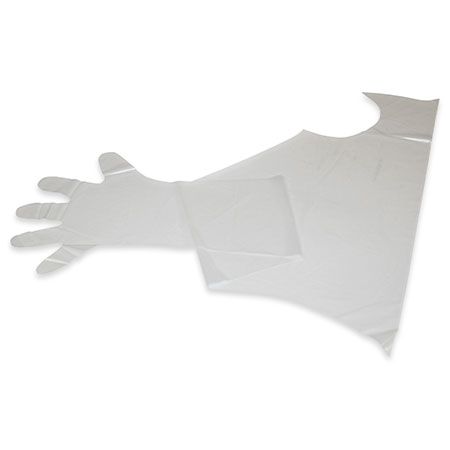 OB Gloves - Shoulder Length - Genia - Extra Protection