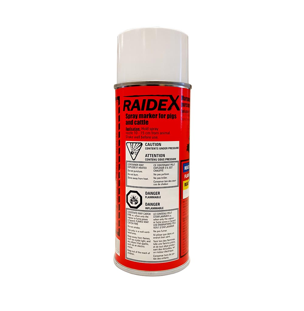 Raidex Marking Spray