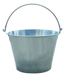 Pail - Dairy - Stainless Steel