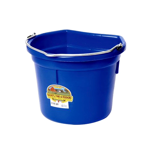Bucket - Flat Back - 22 Quart