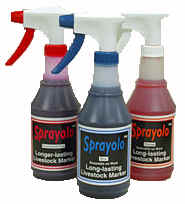 Sprayolo Marking Spray