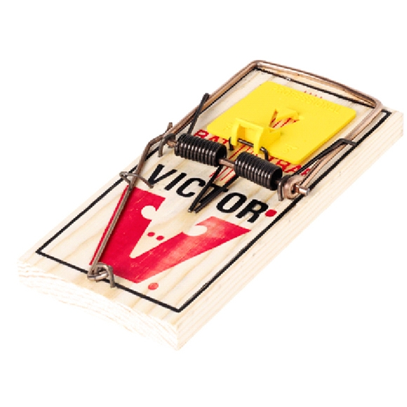 Rat Trap - Wooden - Victor