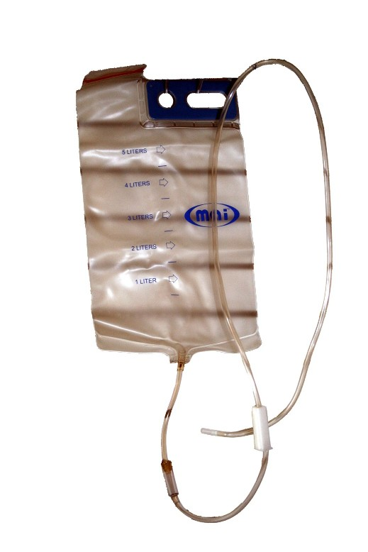 IV Bag With Regulator