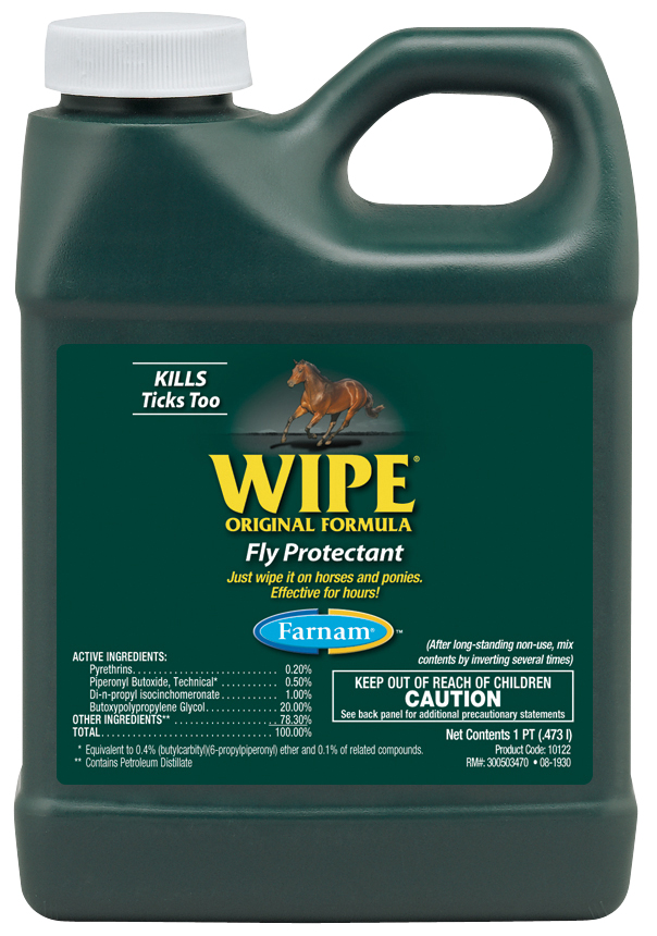 Wipe Fly Control