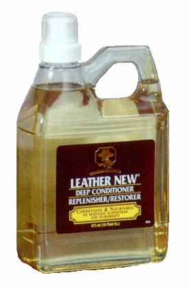 Leather New Deep Conditioner/Replenisher/Restorer
