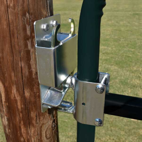 Gate Latch - 2-Way Lockable - Patriot