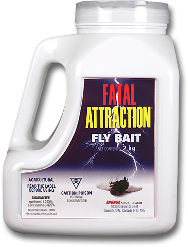 Fatal Attraction Fly Bait