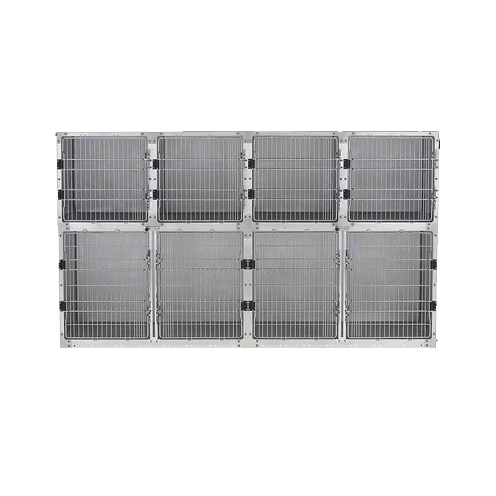 Cage Assembly - 8' - Option B - No Platform