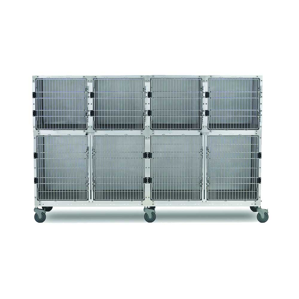 Cage Assembly - 8' - Option B - Mobile Platform