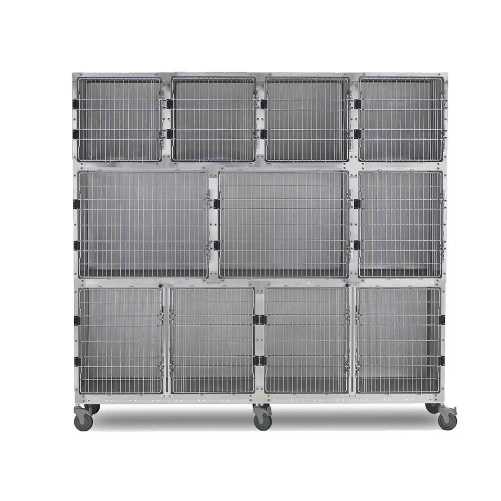 Cage Assembly - 8' - Option C - Mobile Platform