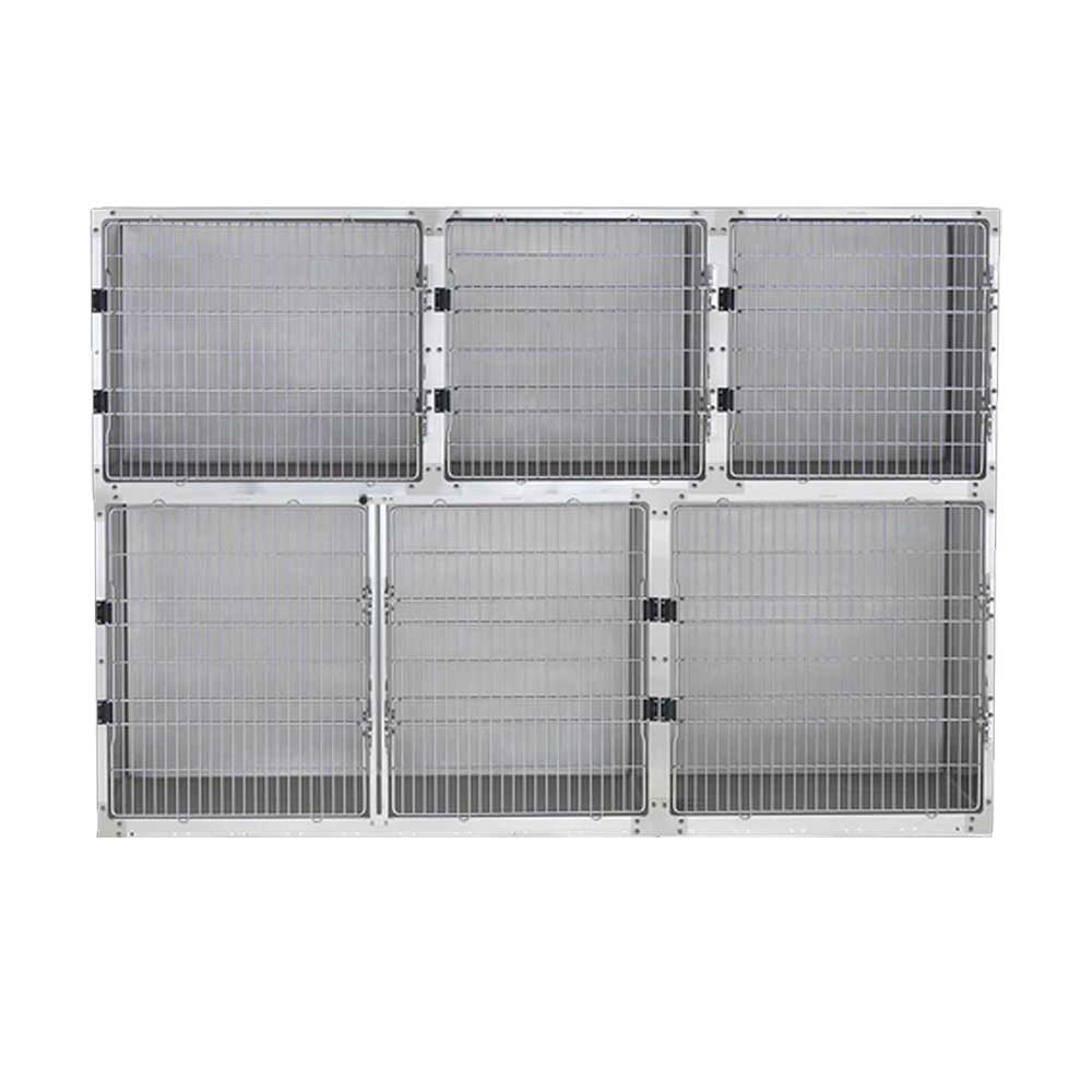 Cage Assembly - 8' - Option D - No Platform