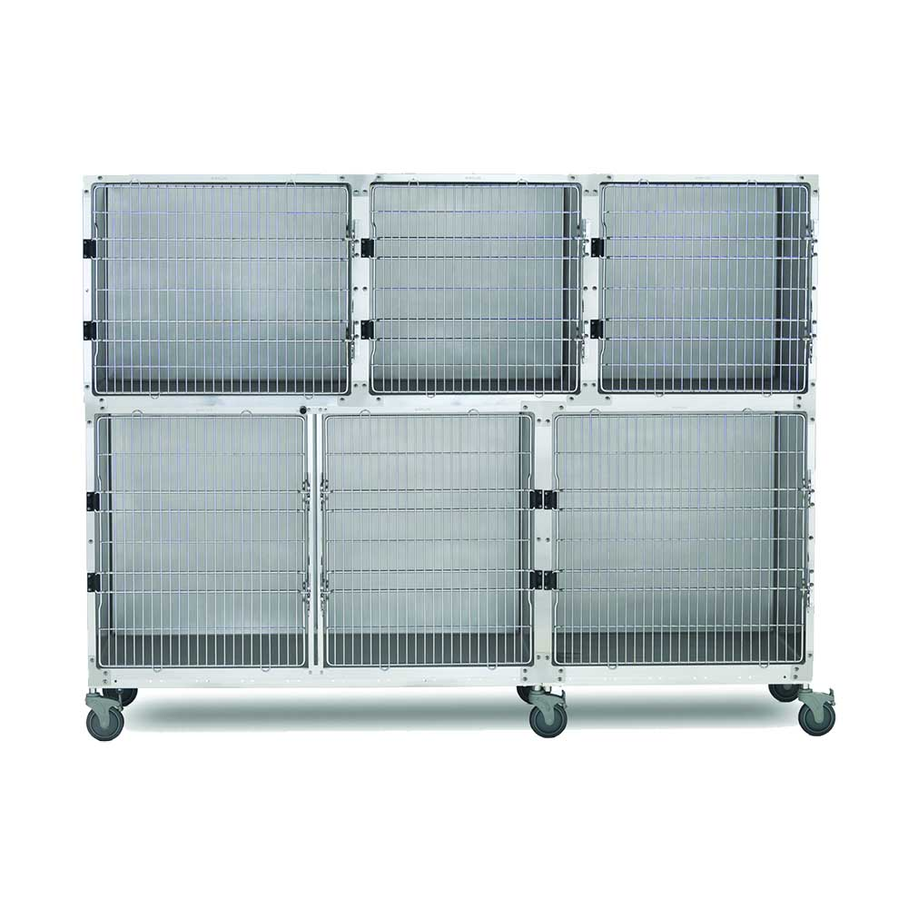 Cage Assembly - 8' - Option D - Mobile Platform