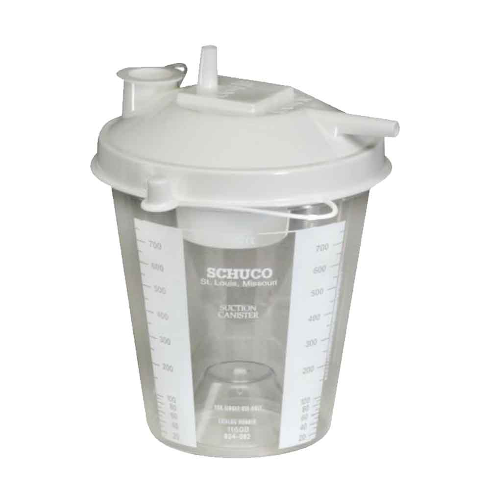 Disposible Canisters - 800cc