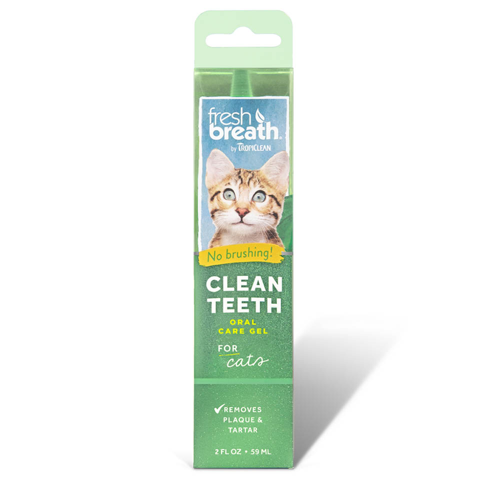 Fresh Breath Oral Care Gel - Cat