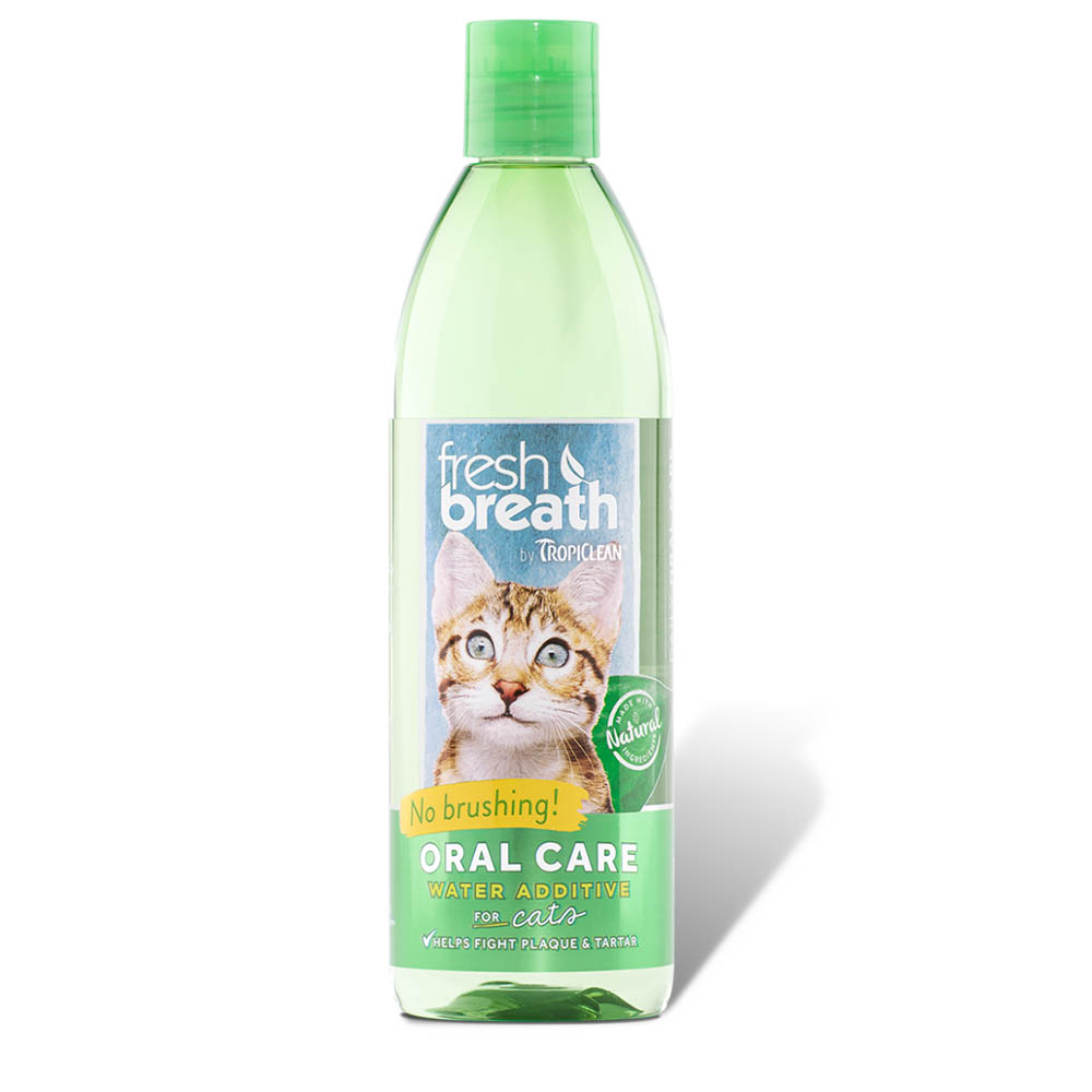 Fresh Breath Water Additive - Cat