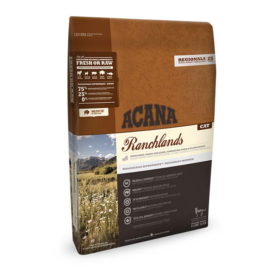 Ranchlands - Cat