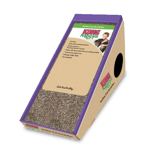 Naturals Cat Scratcher - Incline