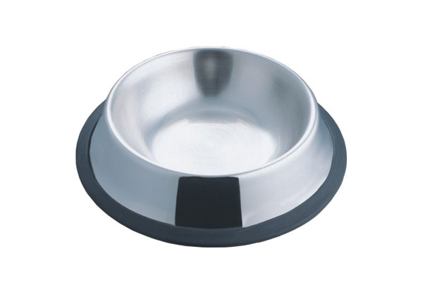Stainless Steel Anti-Skid Bowl - Cat
