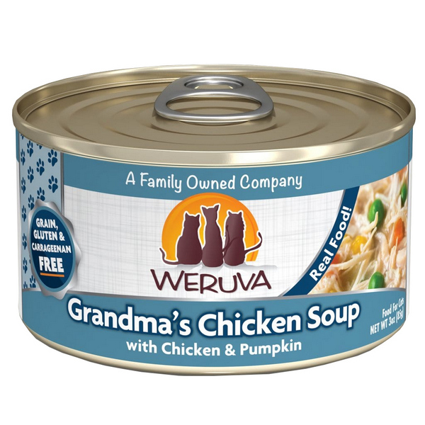 Grandmas Chicken Soup - Canned - Cat