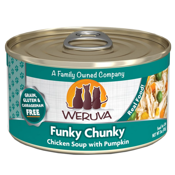Funky Chunky Chicken Soup - Canned - Cat