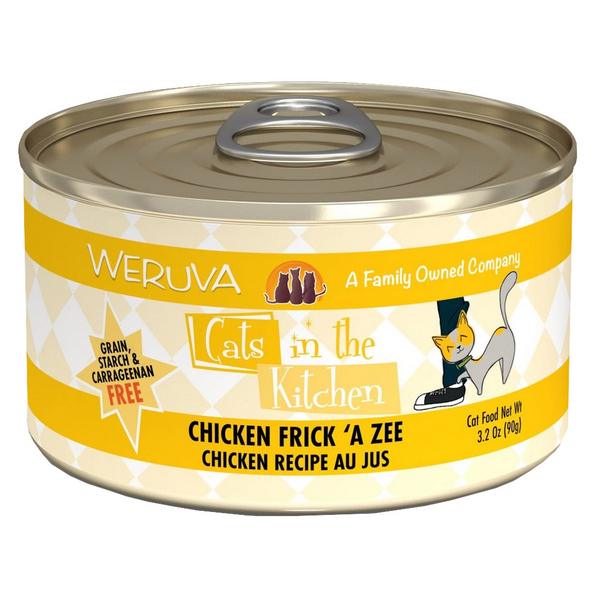 Chicken Frick A Zee - Canned - Cat