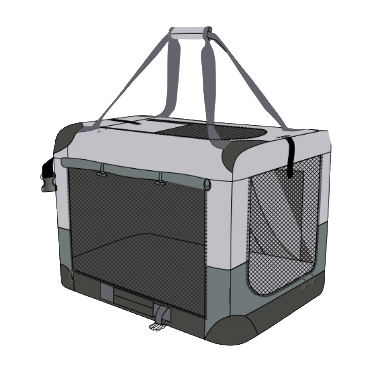 Soft Crate Xlg 40x27x27in