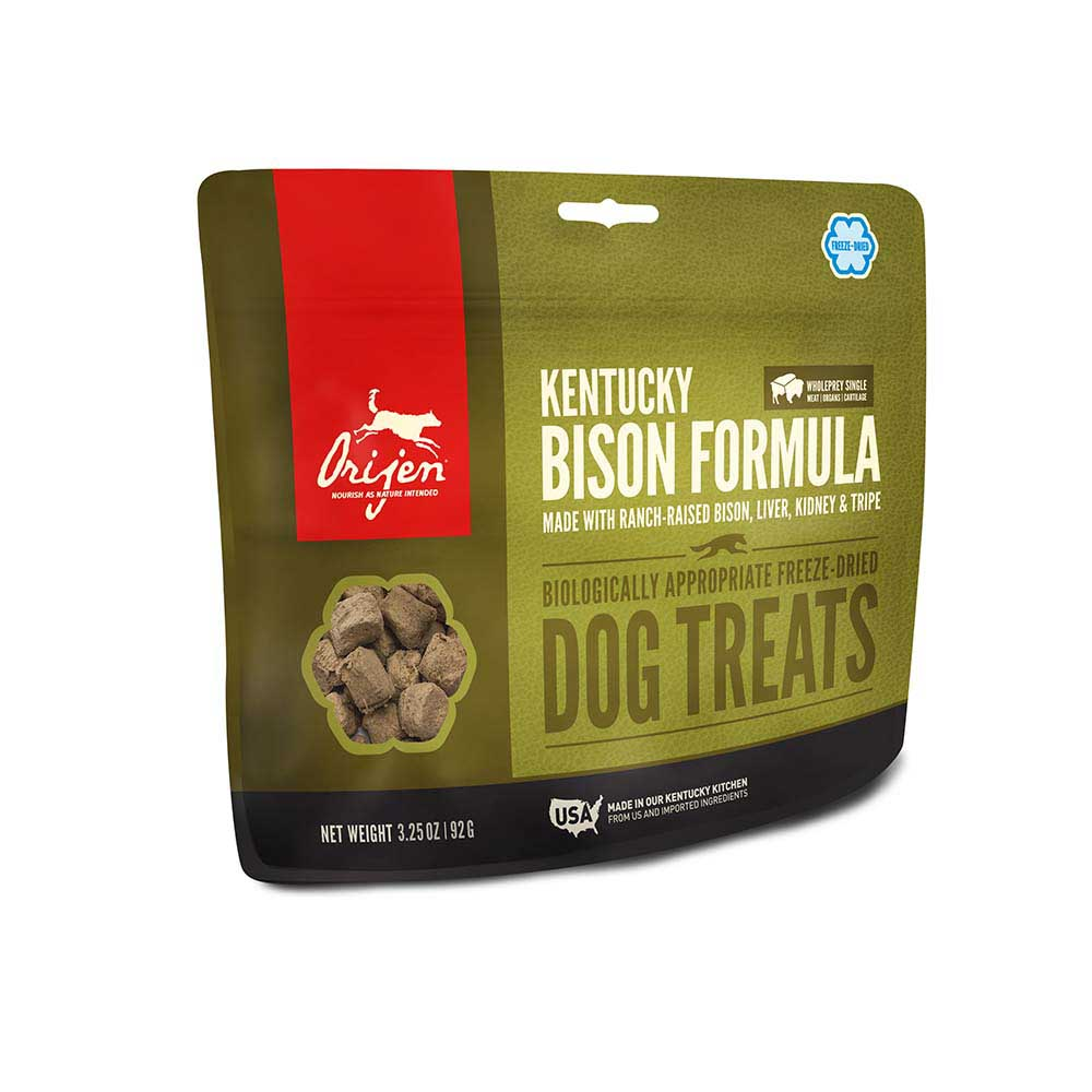 Freeze-Dried Treat - Bison