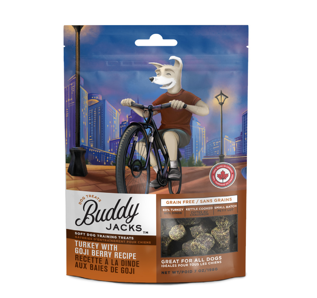 Buddy Jacks Turkey & Goji Berry