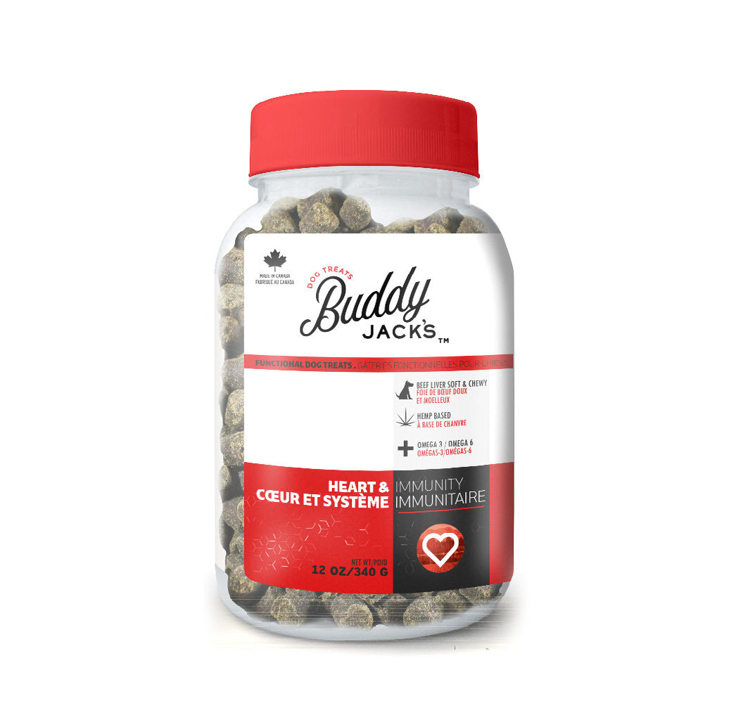 Buddy Jacks Heart Immunity