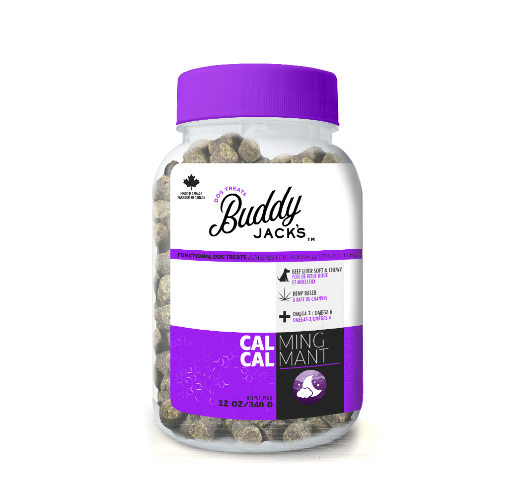 Buddy Jacks Calming
