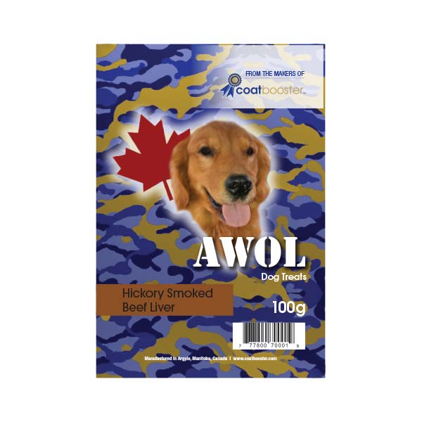 AWOL Beef Liver Treats