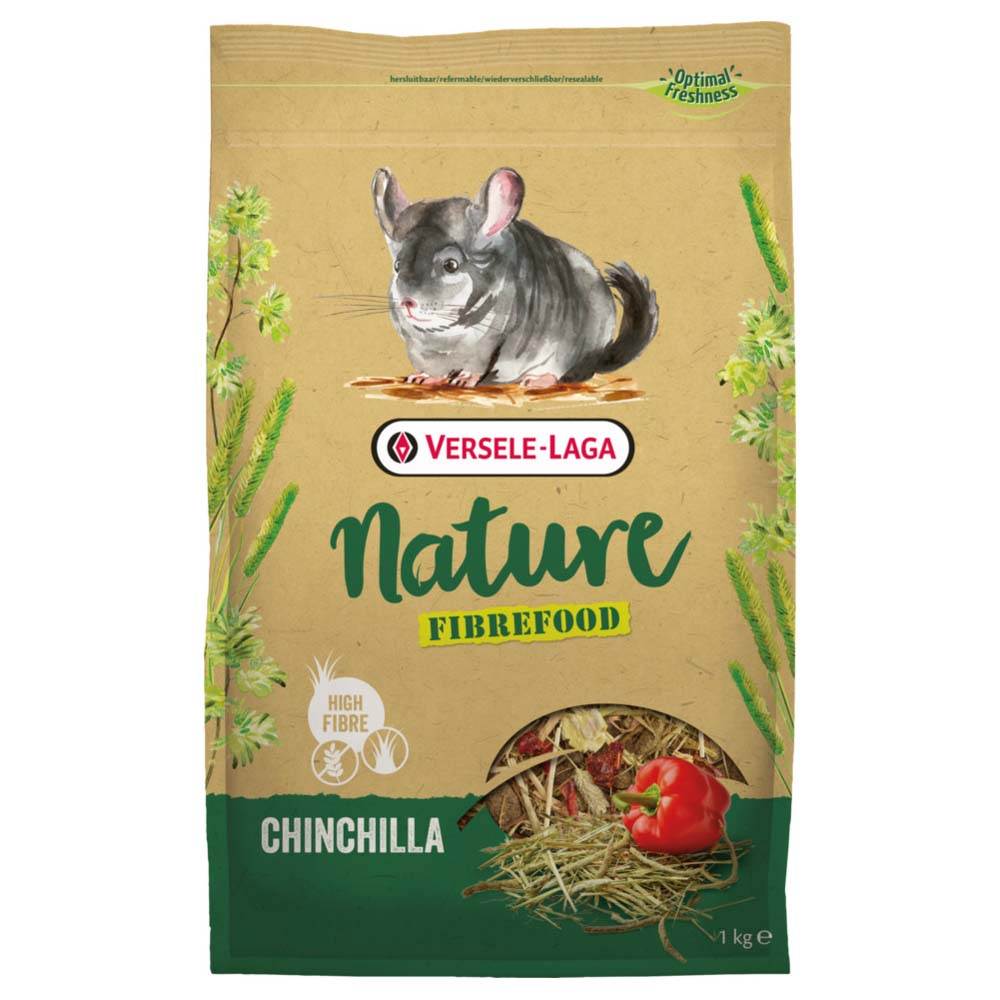 Nature Fibrefood - Chinchilla