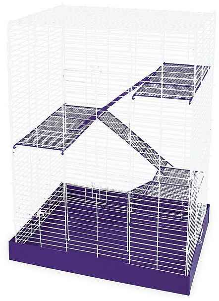 Chew Proof Hamster Cage - 4 Level