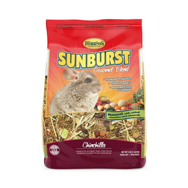 Sunburst Chinchilla